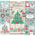 Christmas scrapbook vector | Price: 3 Credits (USD $3)