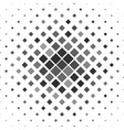 square pattern background - from diagonal squares vector image vector image