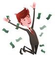 Free Businessman vector image