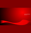 abstract background with wave and line patterns vector image vector image