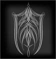 pinstriping 4 vector image vector image