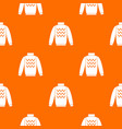 pullover pattern seamless vector image vector image
