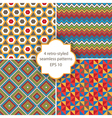 Retro seamless patterns vector | Price: 1 Credit (USD $1)