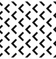 abstract seamless geometric pattern with arrows vector image vector image