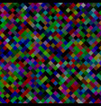 multicolored square pattern background - geometric vector image vector image