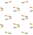 Flags icon cartoon pattern gay icon from the big vector image