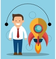 Business ideas and start up companies vector image