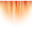 white abstract orange background eps 10 vector image