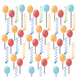 Balloons air party decoration