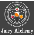 Juicy Alchemy vector image vector image