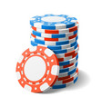 Casino chips vector | Price: 3 Credits (USD $3)