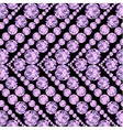 Seamless herringbone pattern made of diamonds vector image vector image