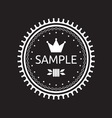 Premium Quality3 resize vector image vector image
