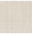Canvas texture seamless vector image vector image