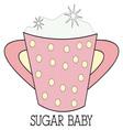 Sugar Baby vector image vector image