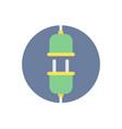 plug icon sign symbol vector image