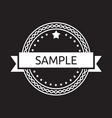 Premium Quality6 resize vector image vector image