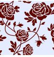 Roses tile vector | Price: 1 Credit (USD $1)