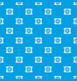 dynamo car detail pattern seamless blue vector image vector image