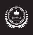 Premium Quality7 resize vector image vector image