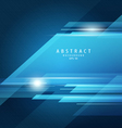 Abstract blue transparency background vector image vector image