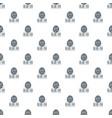 potato pattern seamless vector image vector image