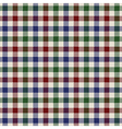 textured colored cloth in small squares seamless vector image vector image