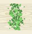 st patricks day vector image