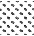 casino chip pattern seamless vector image
