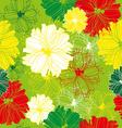 SummerPattern vector image vector image