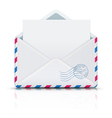 Airmail envelope vector | Price: 3 Credits (USD $3)