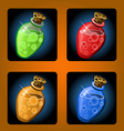 potions5 vector image vector image