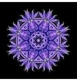Round Mandala Color Dark 4