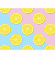 sweet lemon modern background design vector image vector image