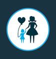 child icon colored symbol premium quality vector image