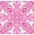 Vintage Style pink background vector image