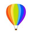 Ballon aerostat transport vector image vector image