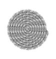 Stroke spiral stamp