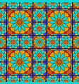 arabic ornamental pattern vector image vector image