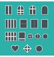 Various Windows vector image