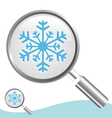 winter search vector image