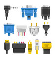 wiring connectors and cables audio or video