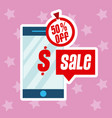 big discounts sales vector image