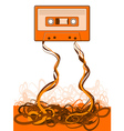 Old Skool Tape vector image