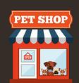 veterinary centre design vector image vector image