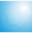 Lens frame vector image vector image