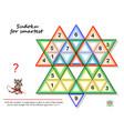 logic sudoku puzzle game for smartest write
