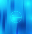background abstract blue blur vector image vector image