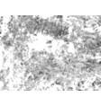 grunge halftone dots background vector image vector image