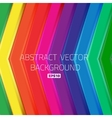 Abstract bright lines arrows background wallpaper vector image vector image